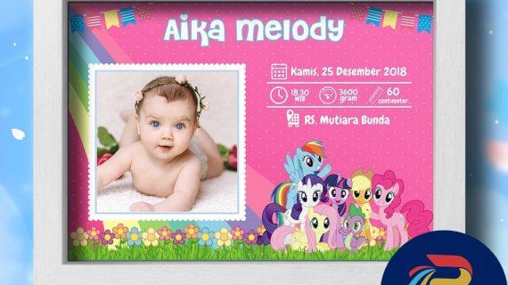 Biodata Bayi C
